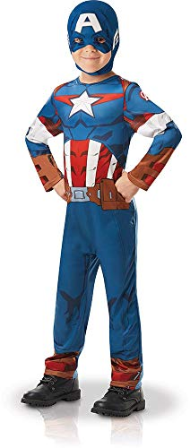 Rubies 640832l officielle Marvel Avengers Captain America cl